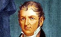 Portrait of Eli Whitney