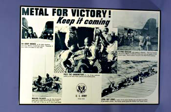 Metal For Victory! poster. Keep it coming.
